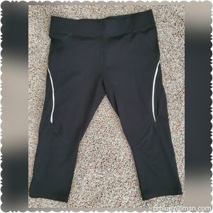 Work Out Capris
